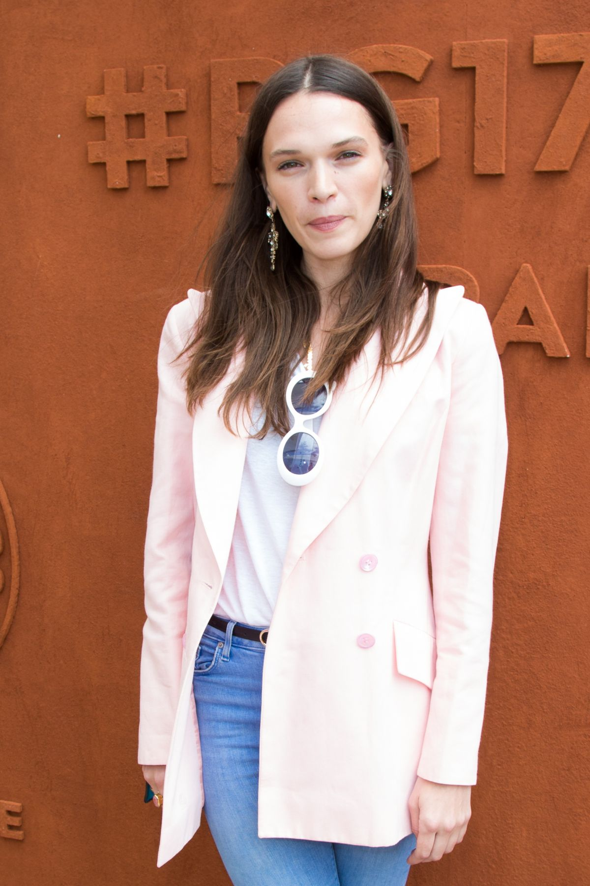 Anna Brewster At the F...