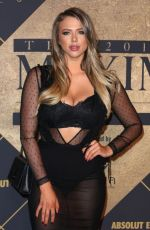 Antje Utgaard At 2017 Maxim Hot 100 Party in Los Angeles