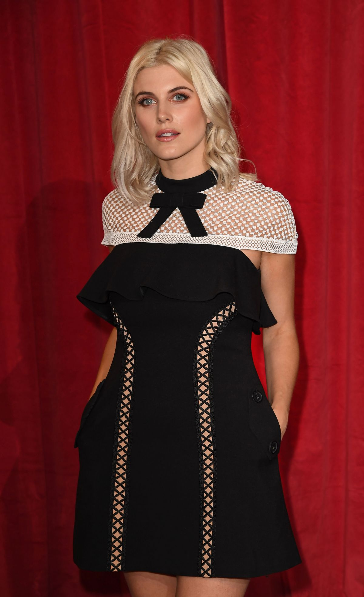 Ashley james british soap awards in manchester uk new picture