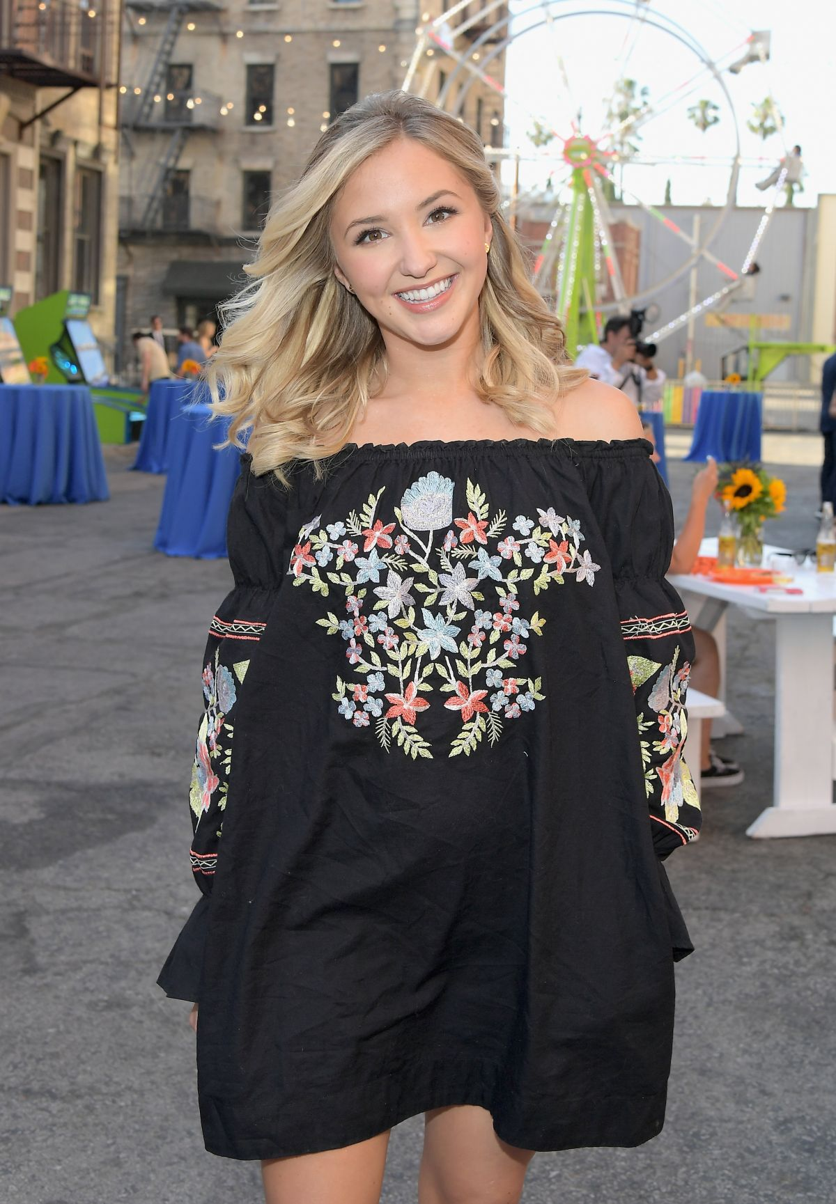 Audrey Whitby At 100th episode celebration of nickelodeon