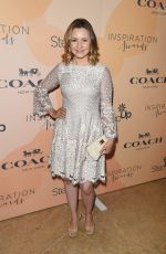 Beverley Mitchell At Inspiration Awards in LA