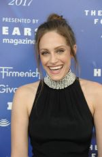 Carly Chaikin At 2017 Fragrance Foundation Awards in NYC