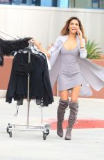 Celisa Franco Seen in West Hollywood
