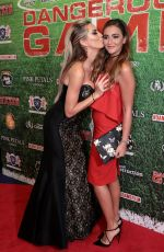 Charlie Doherty and Georgina Cantwell At Dangerous Game Premiere in London