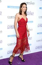 Claire Forlani At 16th Annual Chrysalis Butterfly Ball in Los Angeles