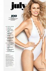 Erin Andrews For Health Magazine July/August 2017 Bikini Shoot