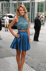Hayley Roberts Arrives at Baywatch Photocall in Berlin