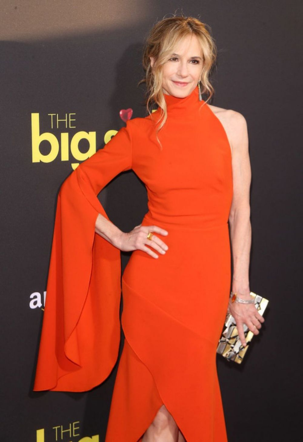 Holly Hunter At The Big Sick Premiere in Los Angeles