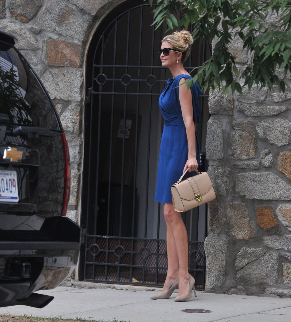 Ivanka Trump Heads to work in Washington D.C. ivanka-trump-heads-to-