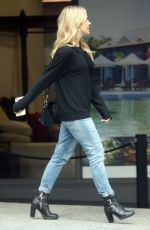 Julie Benz Out and About in New York