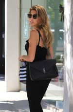 Kara Del Toro Out Shopping in Beverly Hills