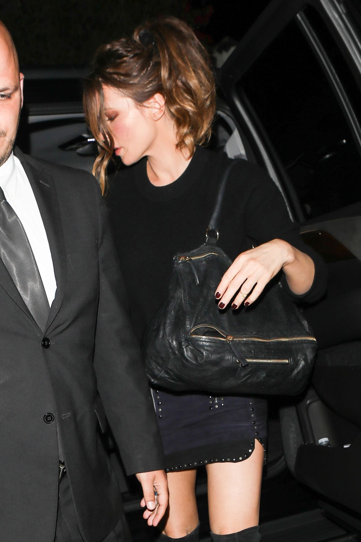 Watch Kate beckinsale at craigs restaurant in hollywood video