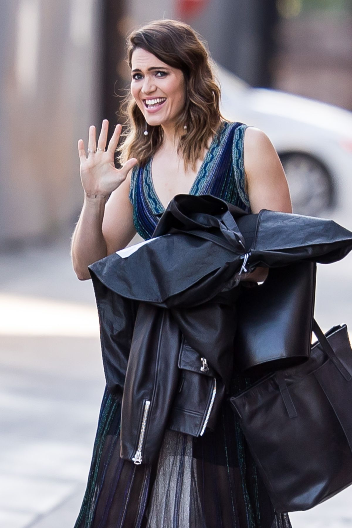 Mandy Moore At 'Jimmy Kimmel Live' in Hollywood   mandy-moore-at-jimmy-kimmel-live-in-hollywood-_4