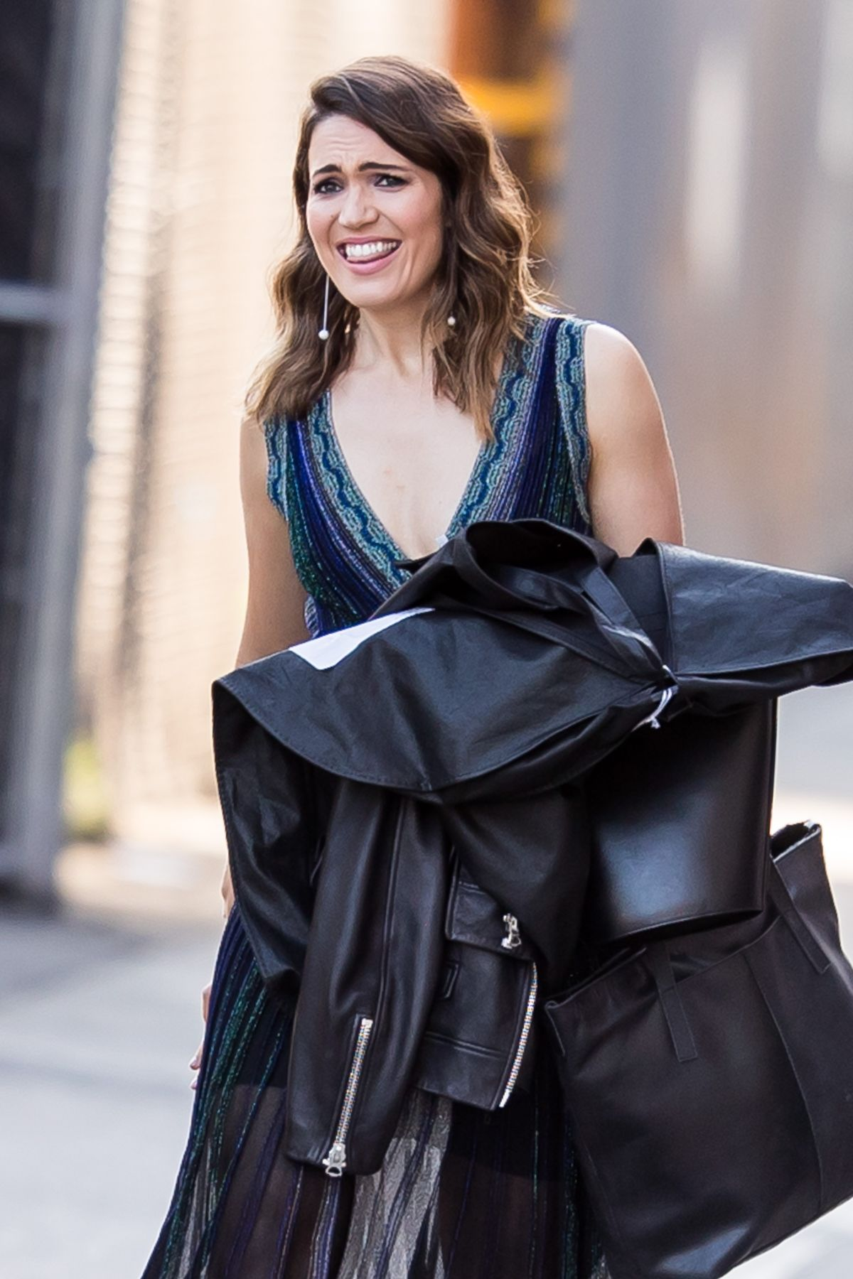 Mandy Moore At 'Jimmy Kimmel Live' in Hollywood   mandy-moore-at-jimmy-kimmel-live-in-hollywood-_6