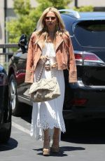 Rachel Zoe Out and About in West Hollywood