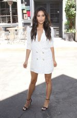 Shay Mitchell At special exhibit launch for the final season of