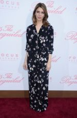 Sofia Coppola At The Beguiled Premiere in Los Angeles