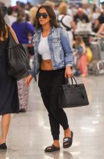 Vicky Pattison Seen arriving at Palma airport