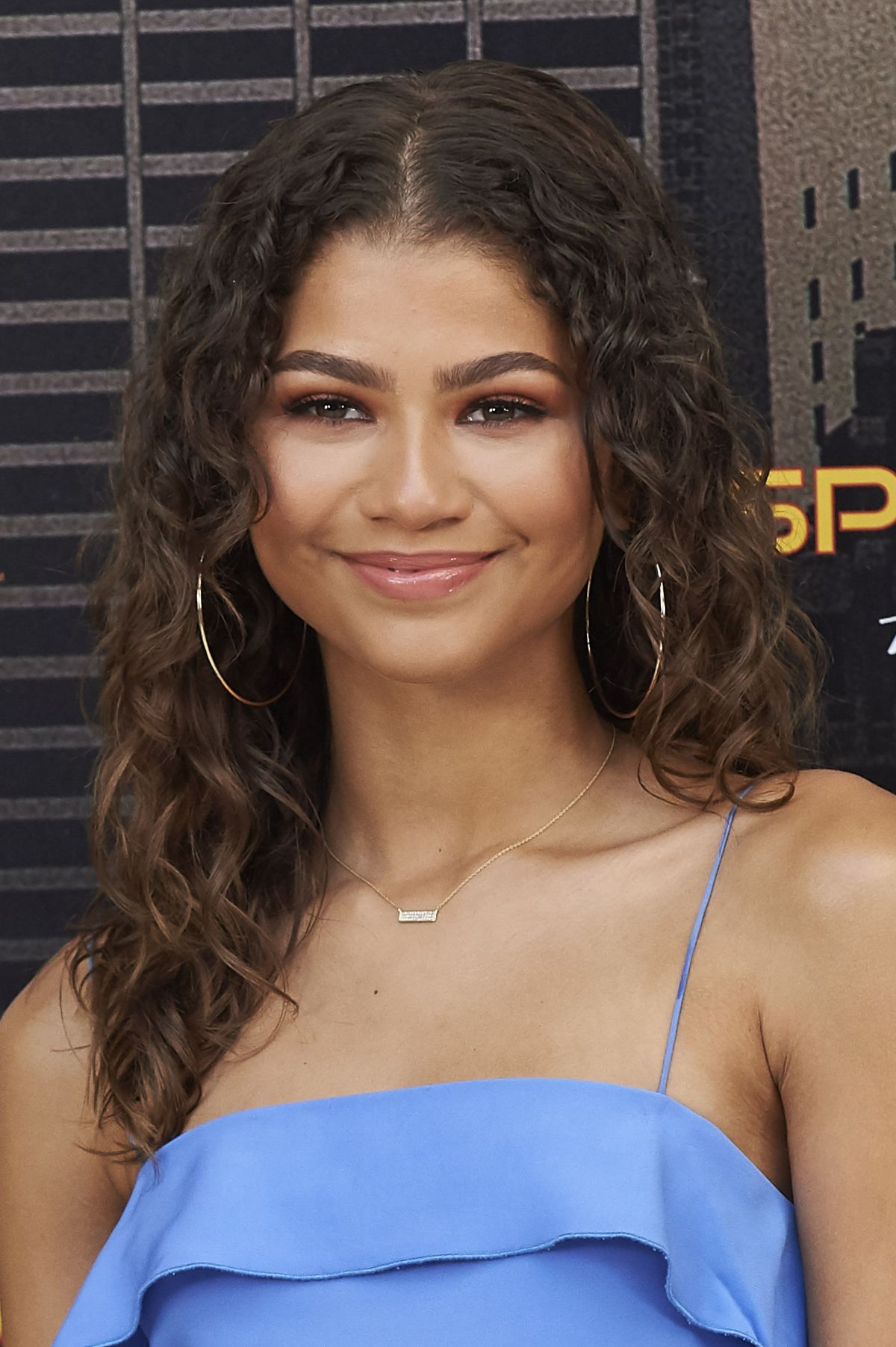 Zendaya Coleman At 'Spider-Man: Homecoming' Madrid ...