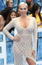 Aisleyne Horgan Wallace At Valerian and the City of a Thousand Planets Premiere, London