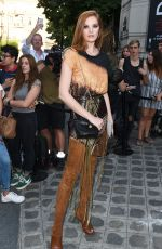 Alexina Graham At Vogue Party at Paris Fashion Week