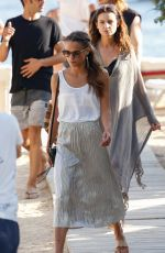Alicia Vikander Out in Ibiza