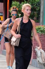Claire Danes Out and about in NY