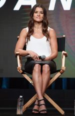 Danica Patrick At 2017 Summer TCA Tour - Day 1 in Beverly Hills