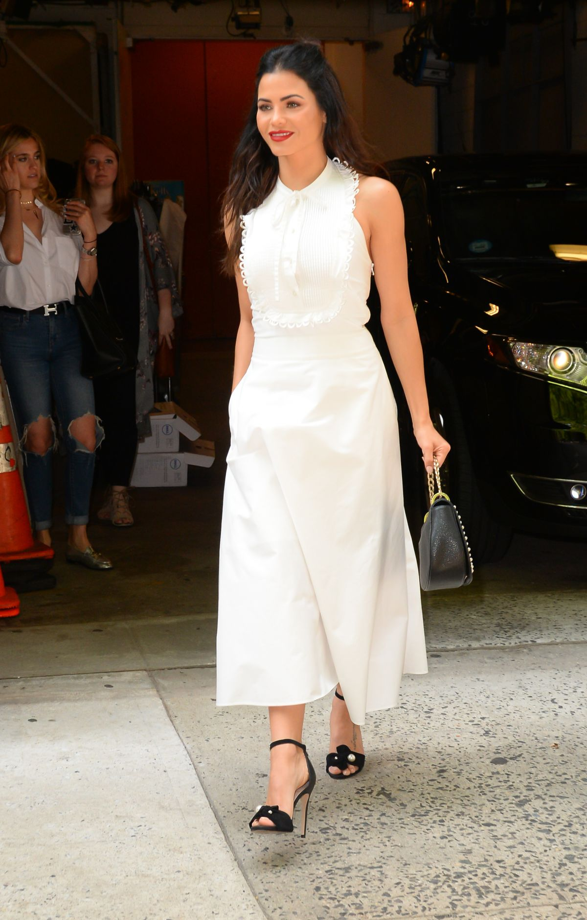 "Jenna Dewan Tatum At ""Live with Kelly And Ryan"" show in NY - Celebzz"