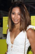 Karen Clifton Seen at camilla dallerup reinvent me book launch party at lights of soho on brewer street in London