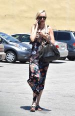 Kimberly Stewart Heads to the te