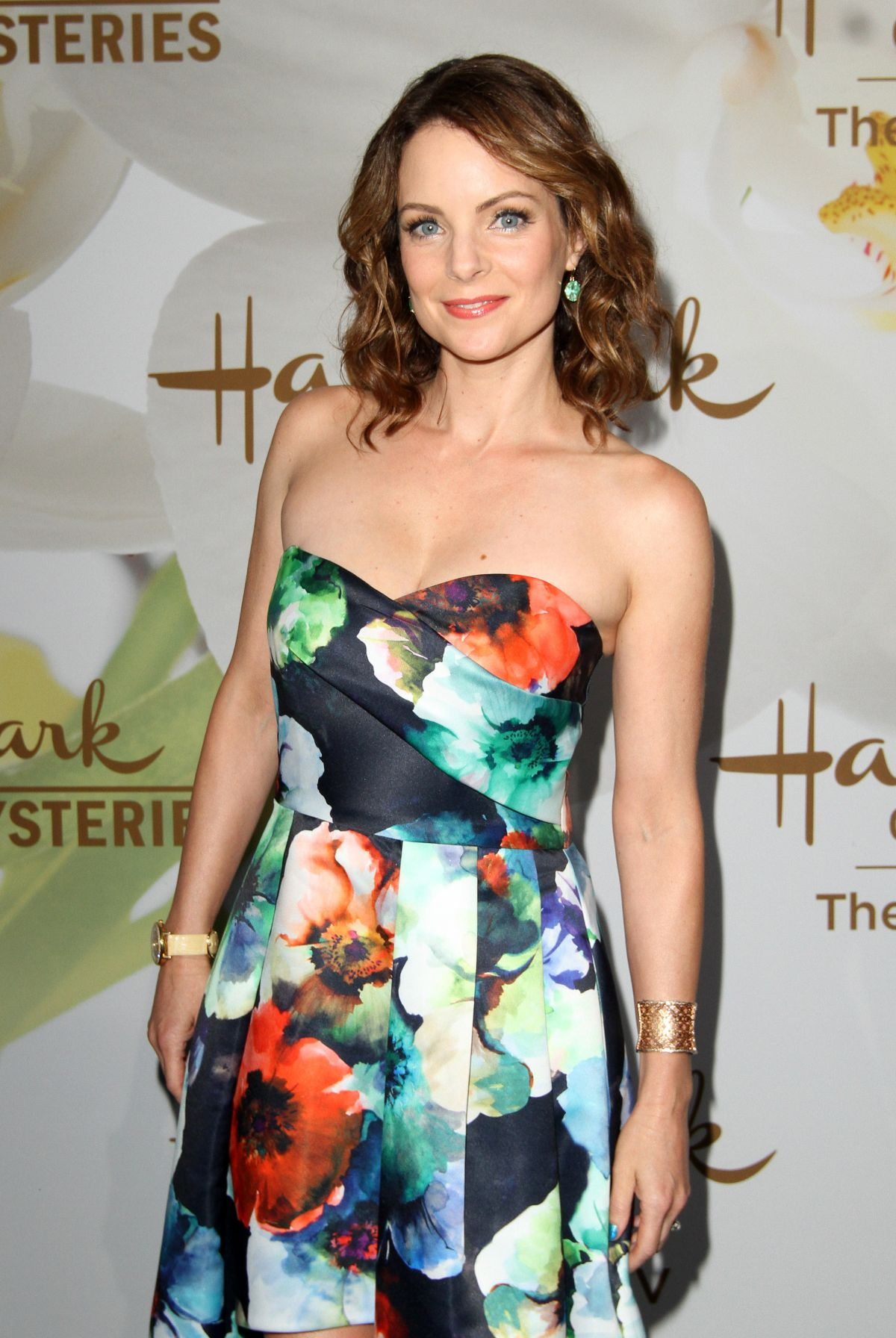 Kimberly Williams-Paisley At Hallmark Evening event, TCA Summer Press Tour in LA