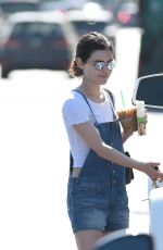 Lucy Hale Out in LA