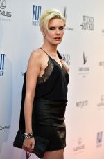 Maggie Grace At premiere of The Weinstein Company