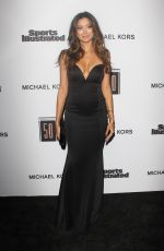 Noureen DeWulf At Sports Illustrated 2017 Fashionable 50 Celebration in LA