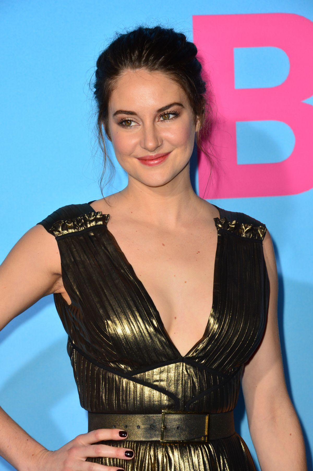 Shailene Woodley At hb...