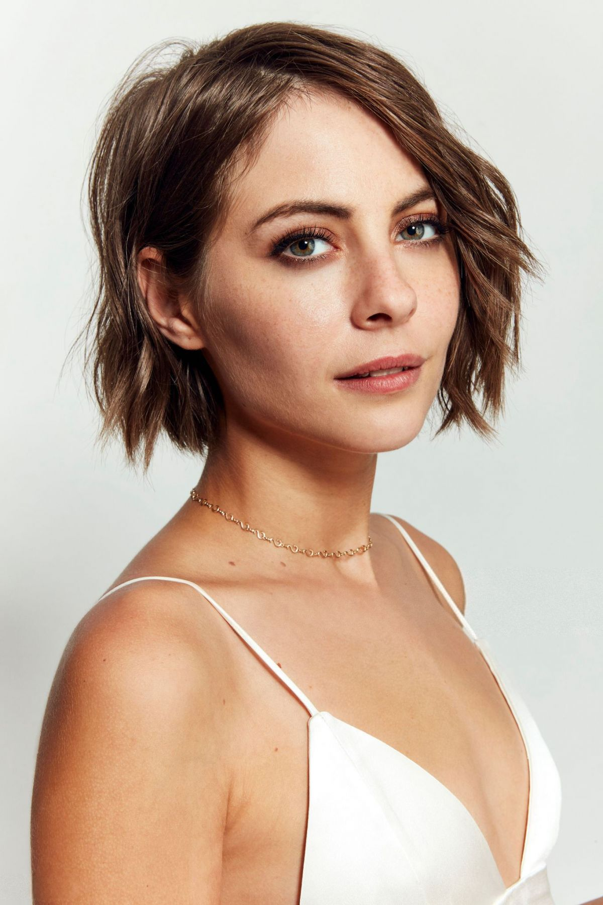 Willa Holland At Comic-Con 2017 Portraits by Robby Klein