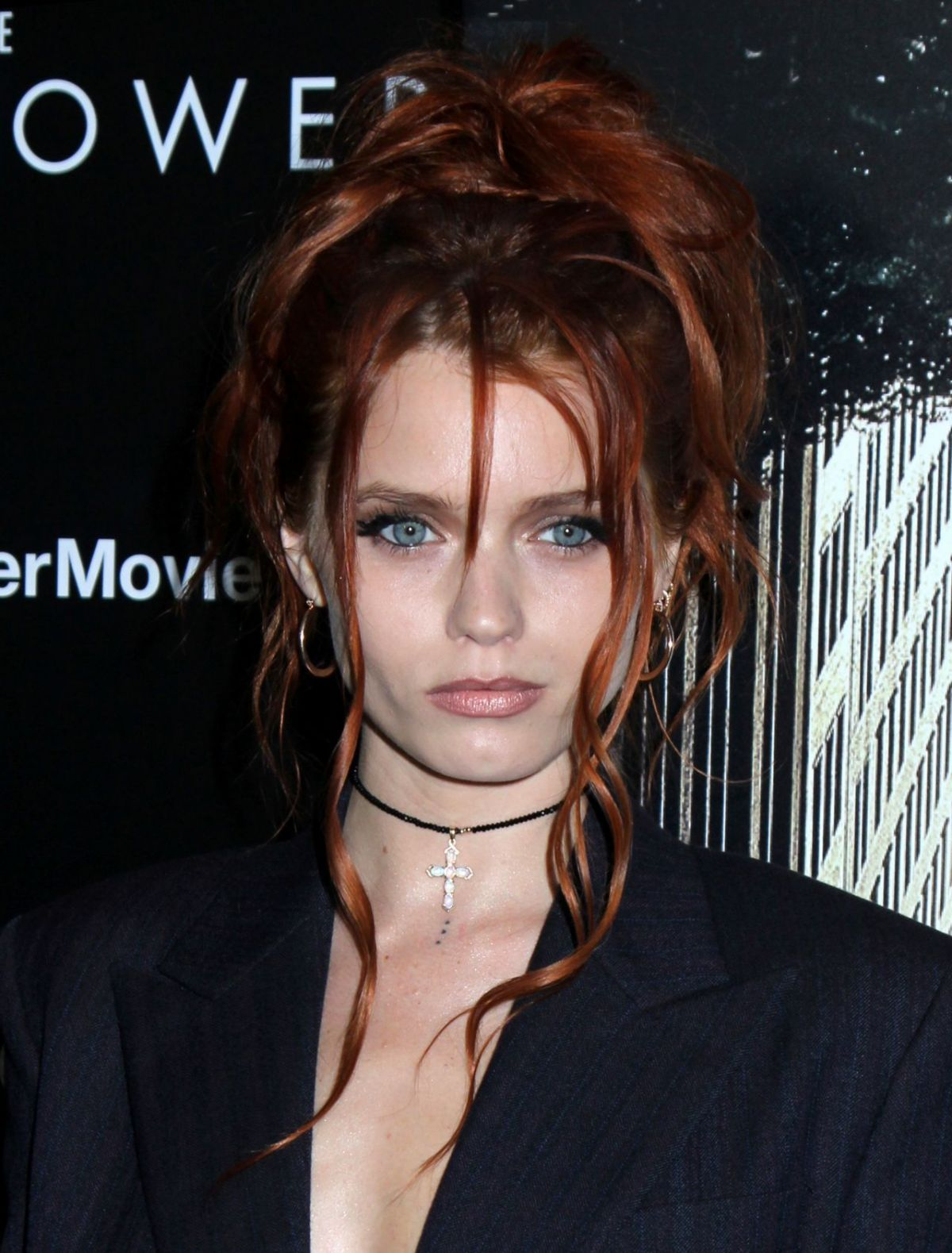 """Abbey Lee Kershaw At """"The Dark Tower"""" Premiere at the Museum of Modern Art in NY"""