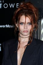 "Abbey Lee Kershaw At ""The Dark Tower"" Premiere at the Museum of Modern Art in NY"