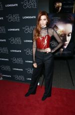 "Abbey Lee Kershaw At ""The Glass Castle"" Premiere in New York"