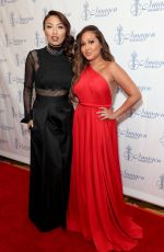 Adrienne Bailon At 32nd Annual Imagen Awards, Los Angeles