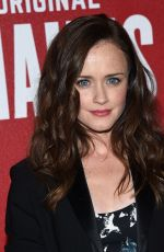 Alexis Bledel Arrives at the FYC Event for Hulu
