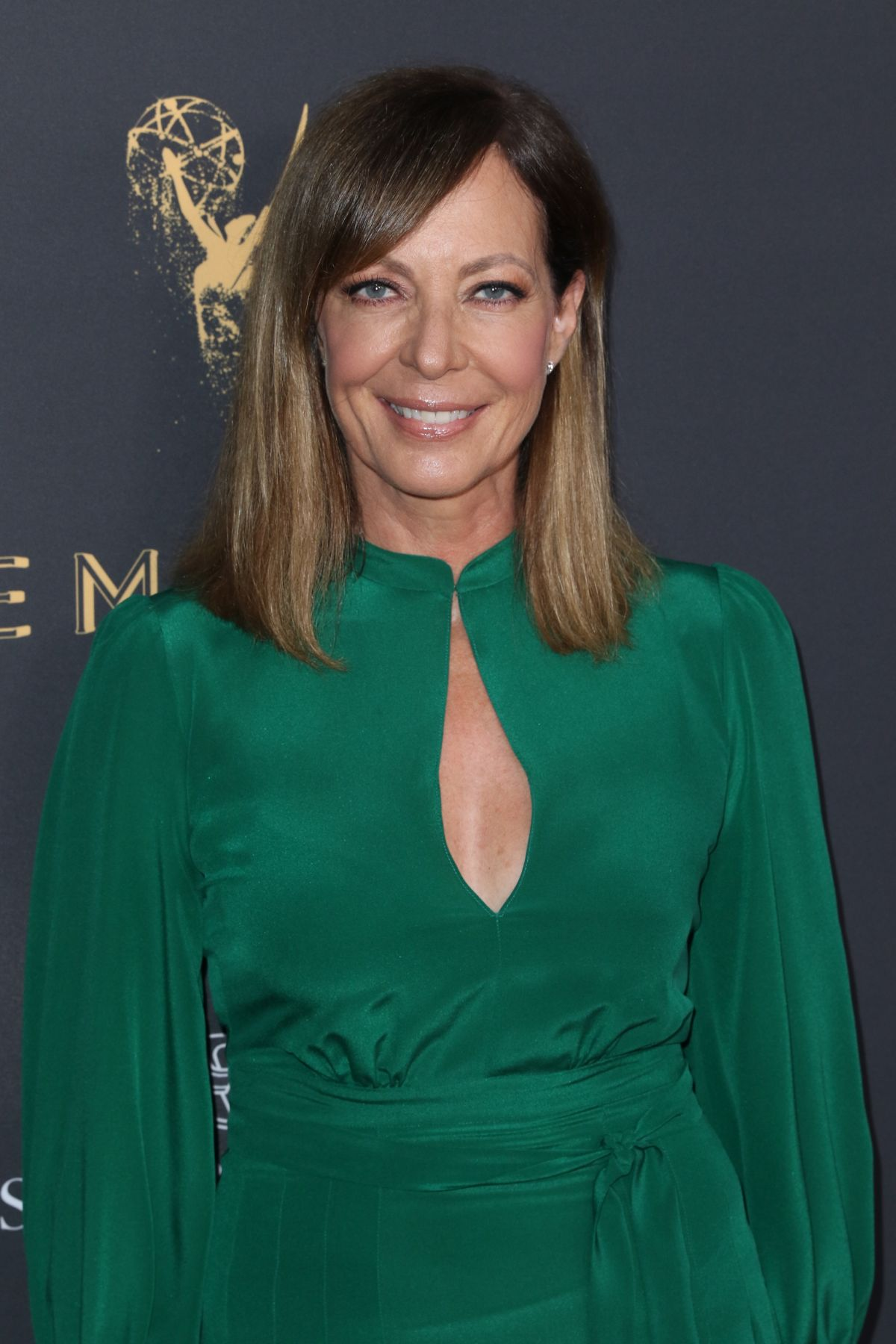 Allison Janney At Television Academy's Performers Peer ...
