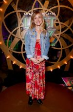 Allison Mack At Lost in Oz premiere in Hollywood