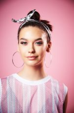 Amanda Steele At Variety Portrait Studio, Beautycon Festival Los Angeles, USA