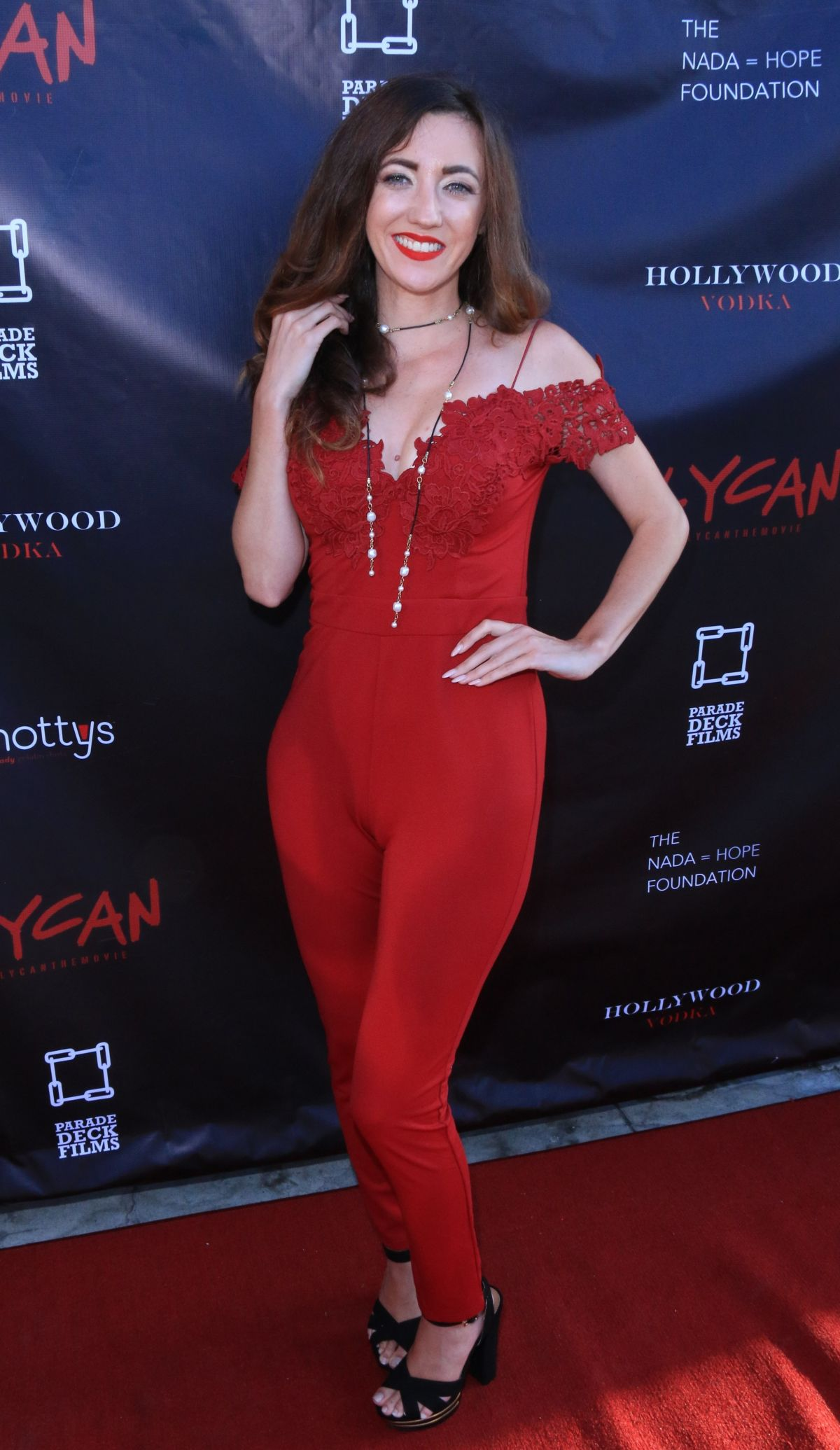 Amber Martinez At Premiere Of MVD Entertainment Group