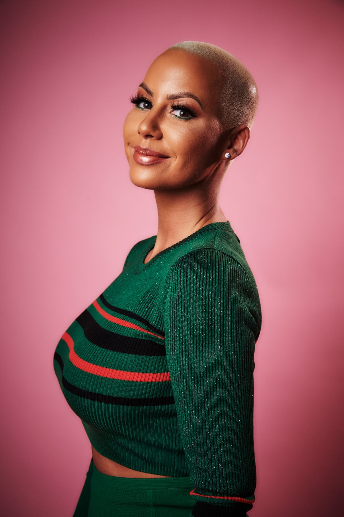 Amber Rose At Variety portrait session 2017 - Celebzz ...