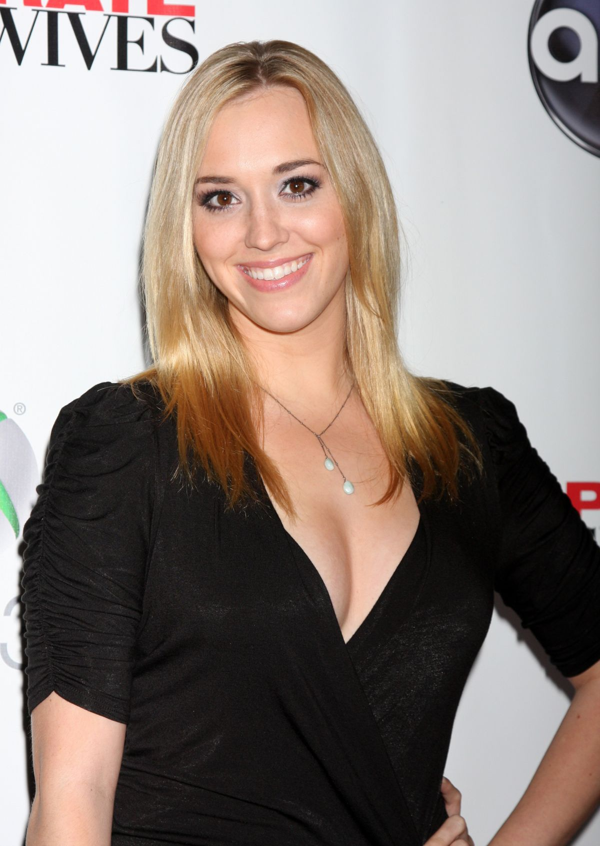 """Andrea Bowen At """"Desperate Housewives"""" Finale Party at the W Hotel, Hollywood"""