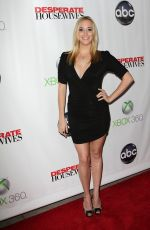 "Andrea Bowen At ""Desperate Housewives"" Finale Party at the W Hotel, Hollywood"