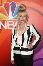 Anne Heche At NBC Summer Press Tour, Los Angeles
